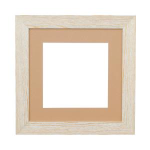 Alaska wood frame with mat board